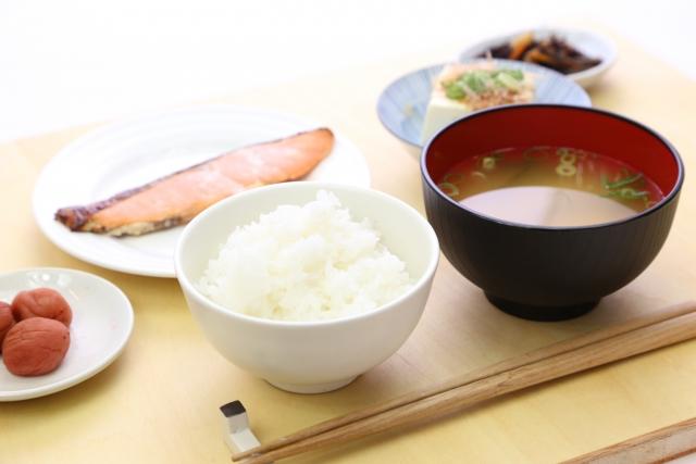 一汁三菜は日本が世界に誇る優れた食文化